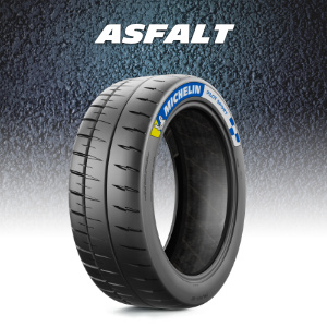 Asfaltové pneumatiky pro rallye