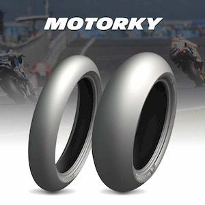Závodní motocyklové pneumatiky