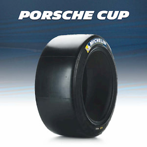 Okruhové pneumatiky pro vozy Porsche