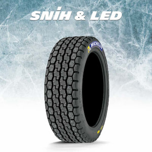Zimní pneumatiky na led a sníh